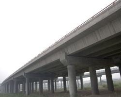 西安繞城北段灞河大橋